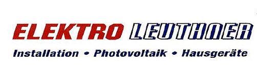 Logo Elektro Leuthner